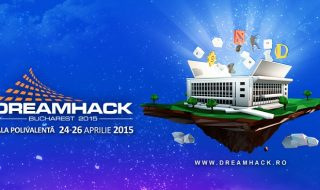Dreamhack Bucharest 2015
