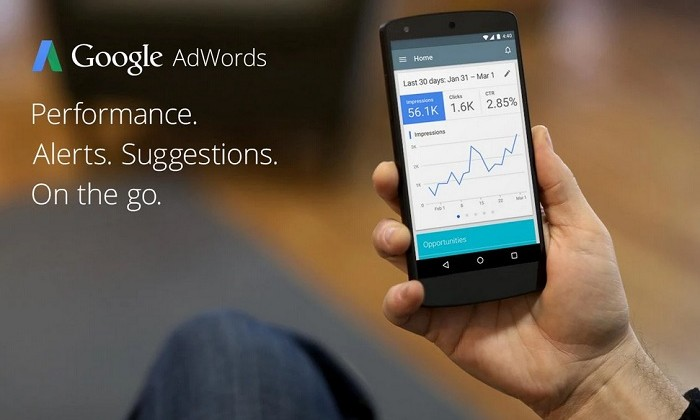AdWords Android