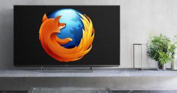 Panasonic cx850 Firefox OS
