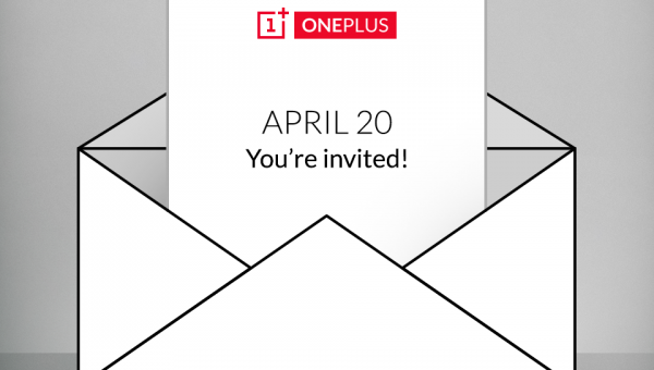 Invitatie eveniment OnePlus