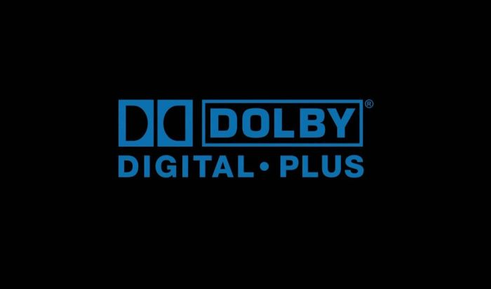 Dolby Digital Plus