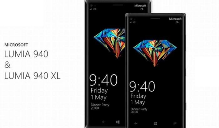 Microsoft Lumia 940 si 940 XL