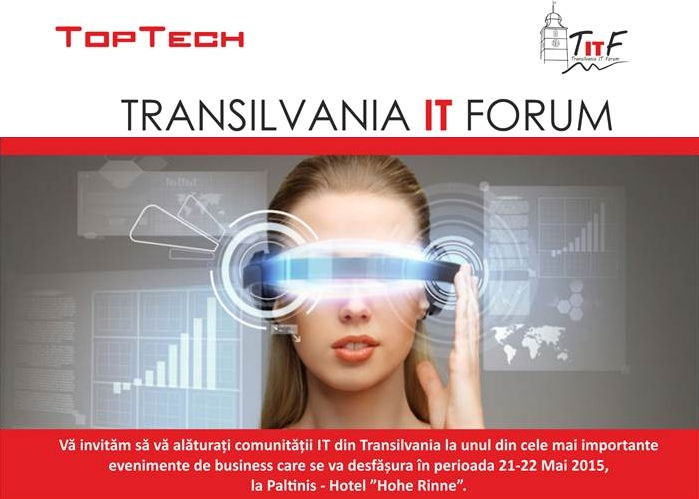 Transilvania IT Forum 2015