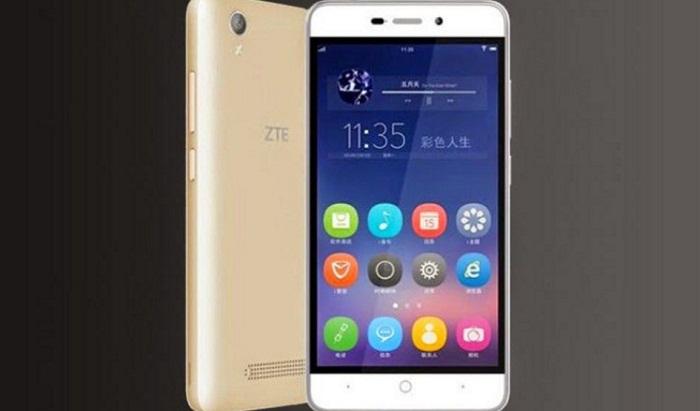 Smartphone ZTE Q519T