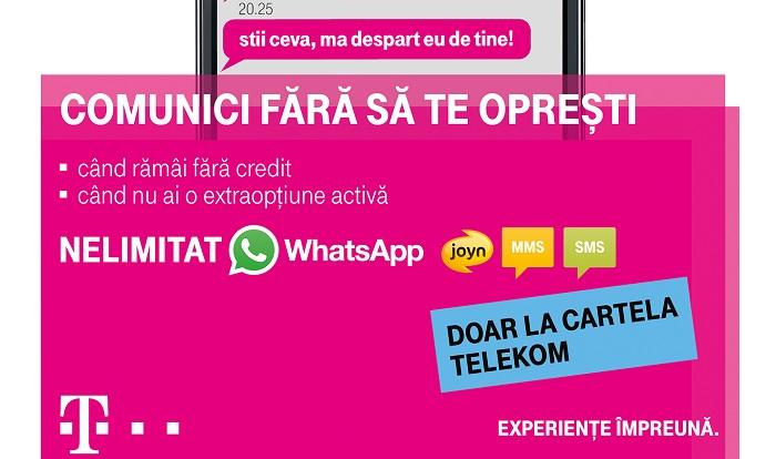 Comunicare nelimitata prepaid Telekom