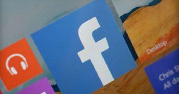 Facebook pe Windows