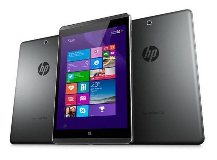 HP Pro Tablet 608 Windows 10