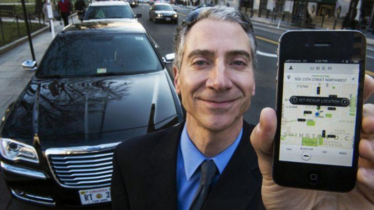 Uber - Ride Sharing
