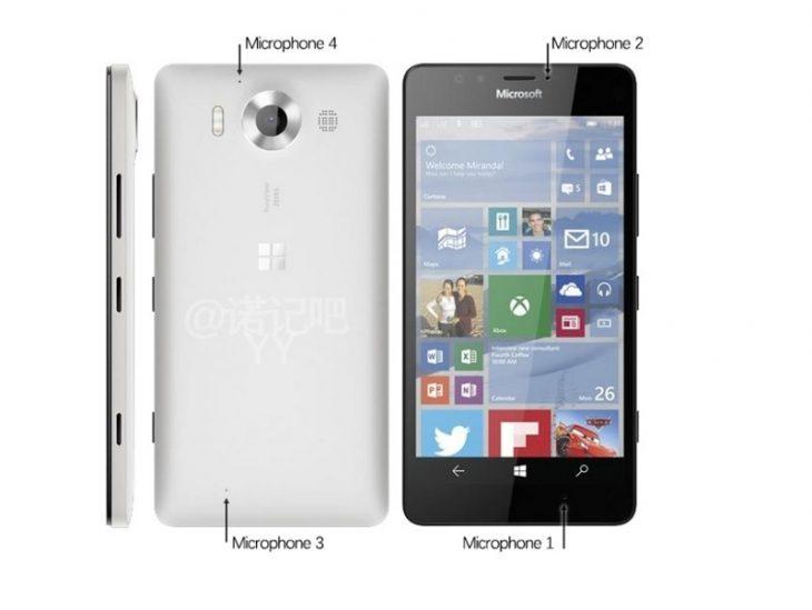 Microsoft Lumia Talkman 940/950