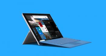 Microsoft Surface Pro cu Windows 10