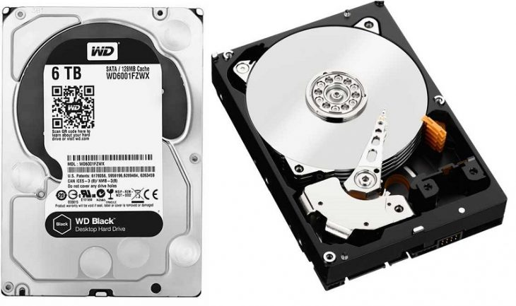Western Digital - WD Black