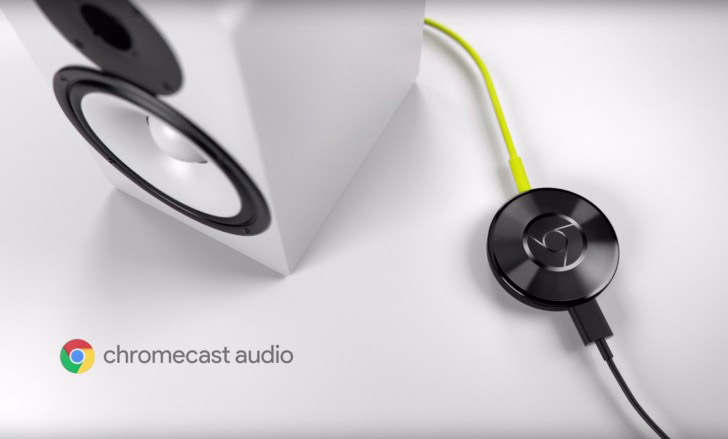 Chromecast Audio 2015
