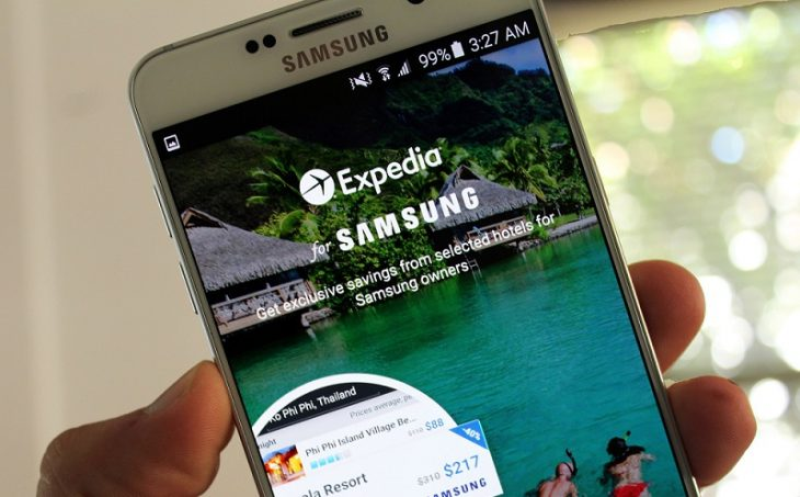 Expedia for Samsung
