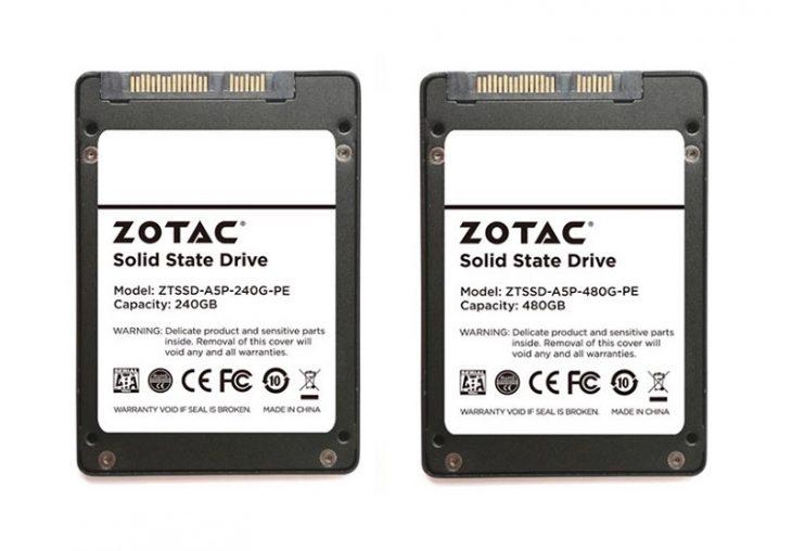 Modele noi SSD de la ZOTAC