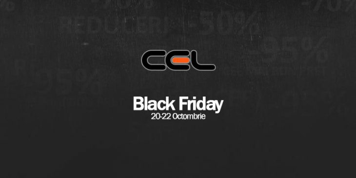 Black Friday la Cel.ro