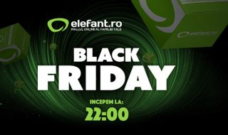 Elefant: Black Friday 2015