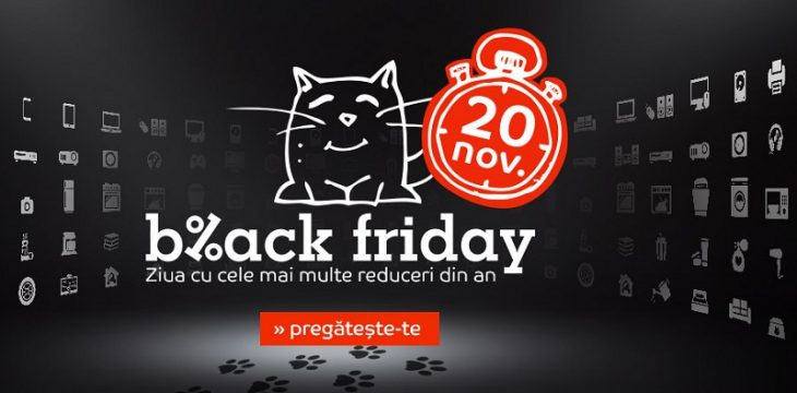 Black Friday 2015 la eMag!
