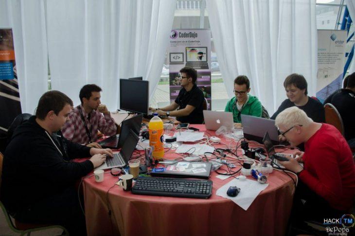 HackTM 2015 in Timisoara
