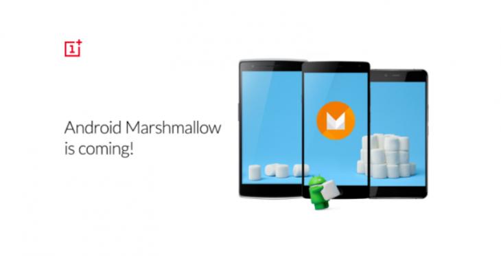 Android 6.0 Marshmallow pe telefoanele OnePlus