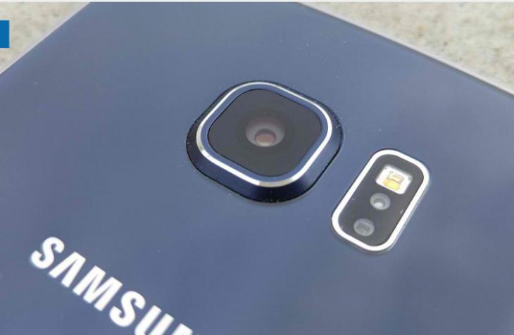 Camera foto smartphone Samsung