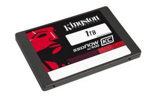 Kingston SSDNow KC400 1TB