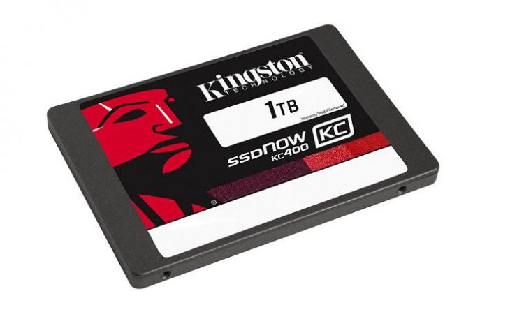 Kingston SSDNow KC400 1TB