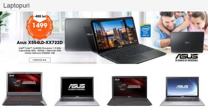 Oferta laptop-uri Cel.ro