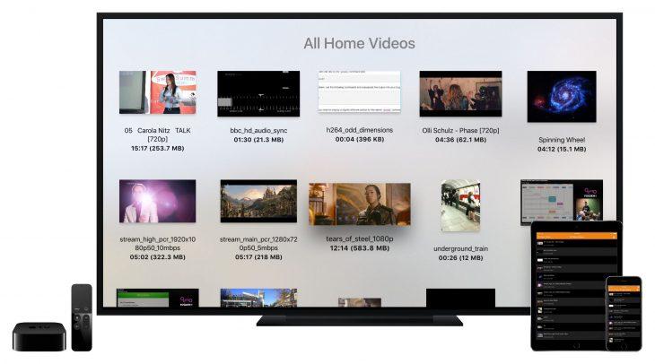 VLC pe Apple TV