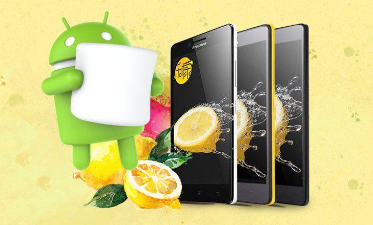 Lenovo Lemon Smartphone
