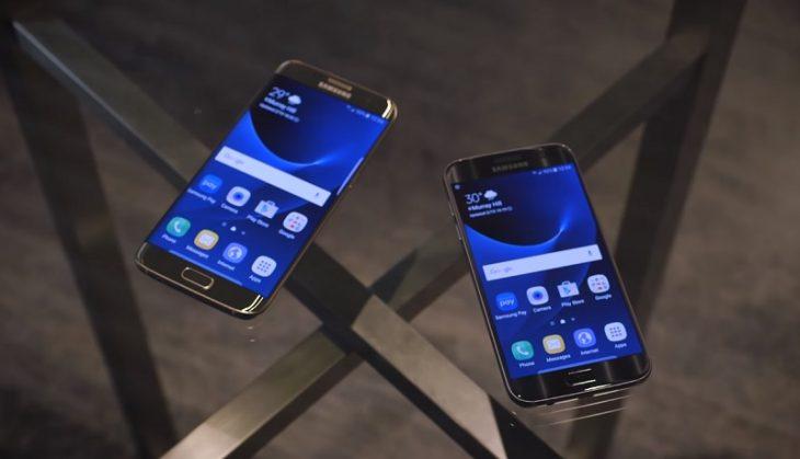 Samsung Galaxy S7 și Galaxy S7 Edge