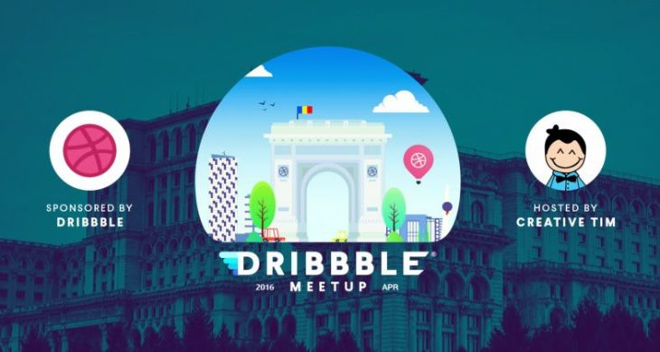 Dribbble Meetup Bucharest