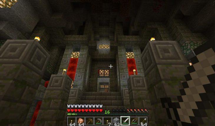 Minecraft pe Oculus Rift