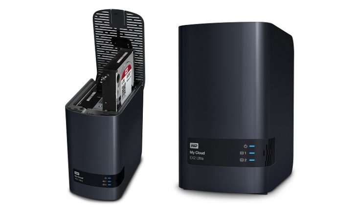Western Digital MyCloud EX2 Ultra
