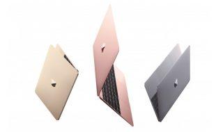 Noile MacBook-uri de la Apple