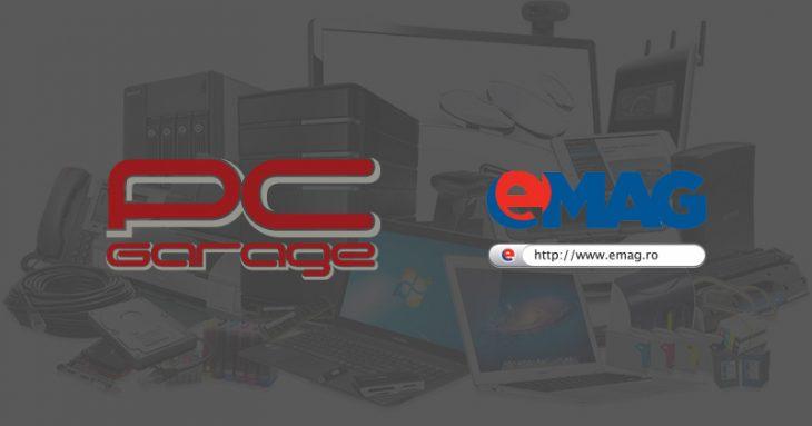eMag a achizitionat PC Garage