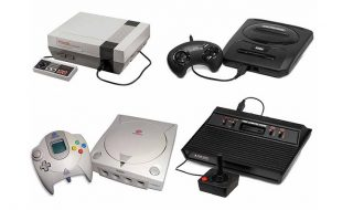 Retro gaming hardware