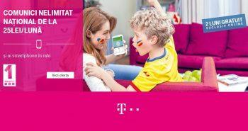 Ofertele de primăvară de la Telekom