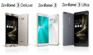 Asus ZenFone 3, ZenFone 3 Deluxe și ZenFone 3 Ultra