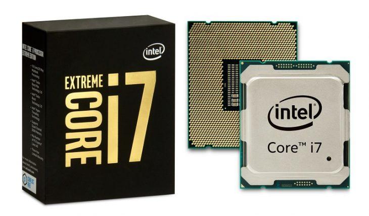 Intel Core i7 Broadwell Hexa-Core
