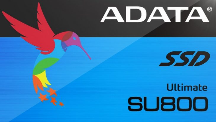 ADATA Ultimate SU800 SSD