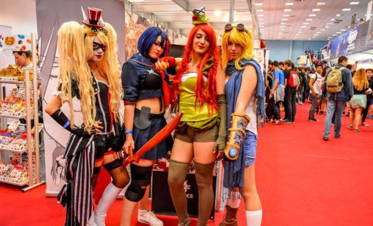 Comic Con 2016 Romania