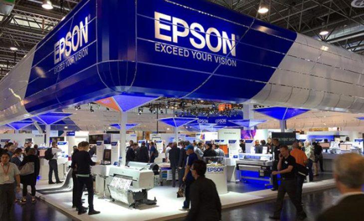Epson la Drupa 2016