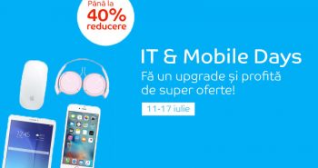 IT & Mobile Days la eMag - Iulie 2016