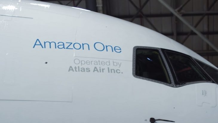 Amazon One Atlas Air