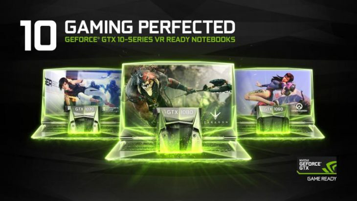 NVIDIA GeForce GTX 1080, GeForce GTX 1070, GeForce GTX 1060