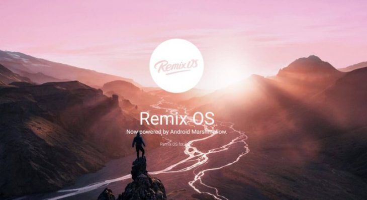 Remix OS 3.0 este bazat pe Android 6.0 Marshmallow