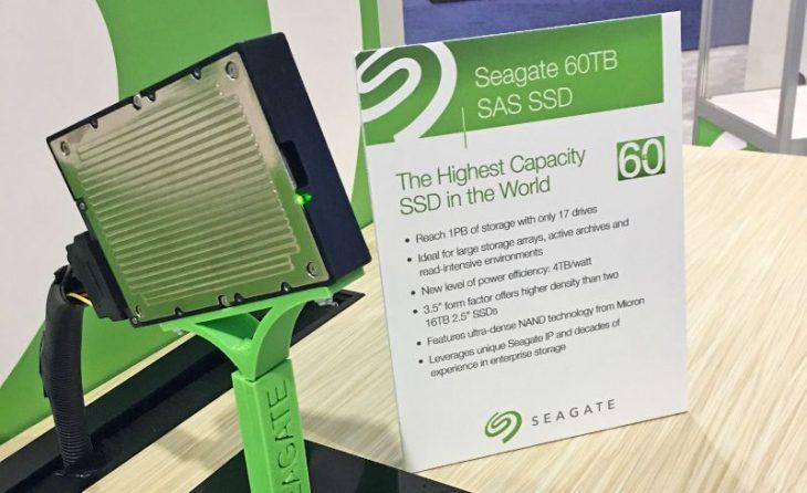 SSD nou de la Seagate