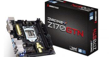 Biostar Racing Z170ZGN