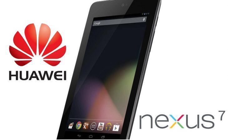 Huawei Nexus 7