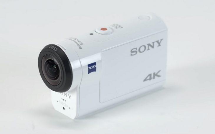 Camera de actiune Sony FDR-X3000R